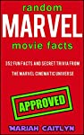 Fun facts and secret trivia from movies in the Marvel Cinematic Universe.352 Marvel movie facts you've probably never heard before. Impress your friends and family with next-level Marvel knowledge and history.  (Updated for Captain America: Civil War...