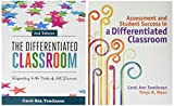 Differentiated Instruction 2-Book Set: The Differentiated Classroom, 2nd Ed., & Assessment and Student Success in a Differentiated Classroom