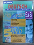 PC Schüler-Training Deutsch 5.+6. Klasse