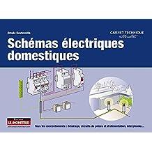 Schémas électriques domestiques: Tous les raccordements : éclairage, circuits de prises et d'alimentation, interphonie…