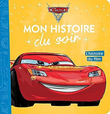 Cars 3, MON HISTOIRE DU SOIR