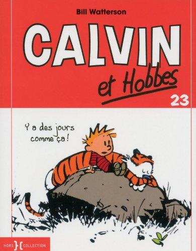 Calvin et Hobbes - T23 petit format (23)