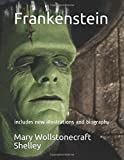 Frankenstein: includes new illustrations and biography