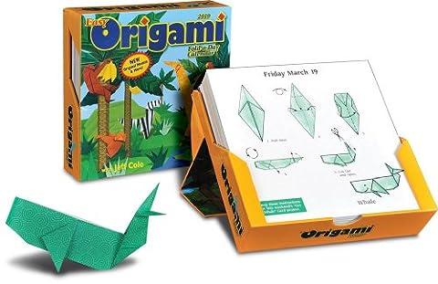 Easy Origami Fold-a-Day 2010 Calendar
