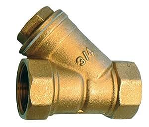 5.08 cm In-Line Y Sieb