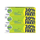 Dettol Fresh Shaving Cream - 78g (Pack of 3)
