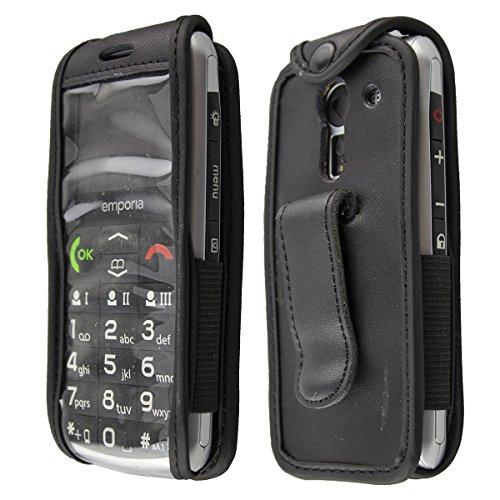 caseroxx Handy-Tasche mit Gürtelclip für Emporia Classic V26_001_2G