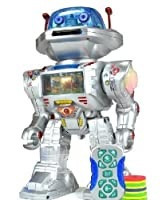 IQ Doctor The Radio Controlled Robot - Walks , Glides, Tu...