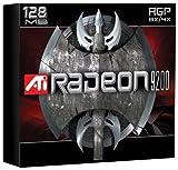 128MB ATI Radeon R9200 / 9250 DVI VGA S-Video AGP 8x Grafikkarte