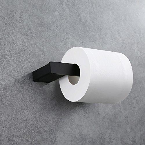 homelody ss 304 edelstahl mit lack weiss beschichtet toilettenpapierhalter wc papierhalter klopapierhalter rollen halter - Moderner Freistehender Toilettenpapierhalter