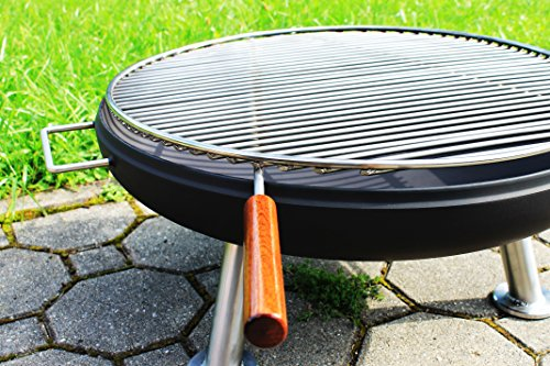 feuerschale edelstahl 100 cm Edelstahl Grillrost für Feuerschale 100 cm, Auflegegrillrost, Profi-Grillrost in Top-Qualität!