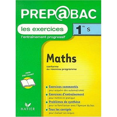 Read Prepabac Les Exercices Maths 1ere S Pdf Kurtlennie