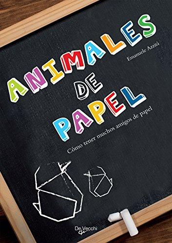 Animales de papel por Emanuele Azzità
