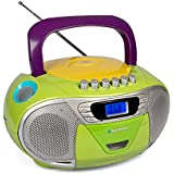Blaupunkt B 11 PLL Portable Radio Children's CD Player with Cassette and Stereo Cassette Deck