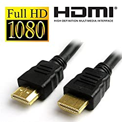 """WireSwipeâ""""¢ 1.4 V High-Speed HDMI Cable (5 Meters) 30 Feet Supports Ethernet, 3D, 4K and Audio Return (Black) 1 Year Full Warranty"""