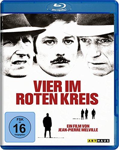 Bild von Vier im roten Kreis [Blu-ray]