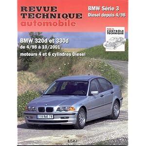 Revue Technique 645.1 bmw 320/330 diesel