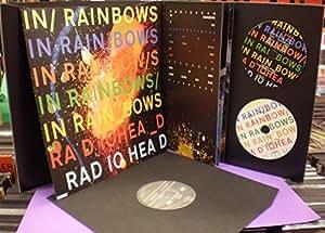 RADIOHEAD in rainbows, box set, X_X001, 2 x vinyl, CD
