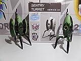 1 x Portal 2 Sentry Turret Series 3 Booster - WZK71620 - Wizkids.