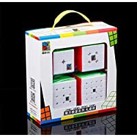 MOYU Cube 2x2 3x3 4x4 5x5 Speed Cube Gift Box Packing