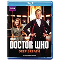 Doctor Who: Deep Breath (Blu-ray) by Peter Capaldi