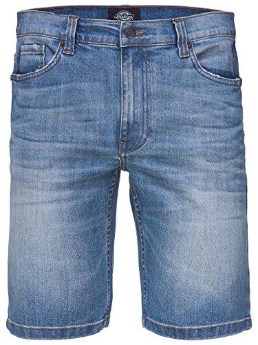Dickies Herren Sport Shorts Streetwear Male Shorts Michigan Light Blue