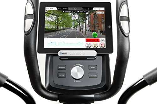 Hop-Sport Crosstrainer HS-060C Ergometer Elliptical Heimtrainer mit Bluetooth Smartphone Steuerung - 6