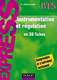Image de Instrumentation et régulation : en 30 fiches (Express BTS)