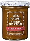 Albert Ménès Crème de Caramel au Beurre Salé au Sel de Guérande 265 g