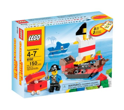 LEGO-Pirate-Building-Set