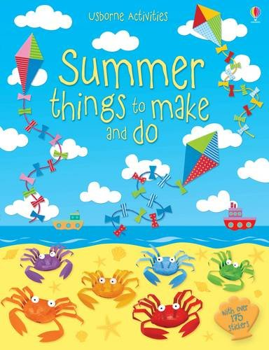 Summer Things to Make and Do (Things to Make & Do)