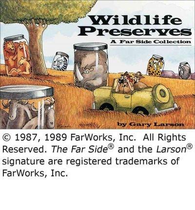 [ WILDLIFE PRESERVES ] Wildlife Preserves By Larson, Gary ( Author ) Apr-1989 [ Paperback ]