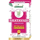 #5: Rajasthan herbals shatavari Granules 240g for female tonic