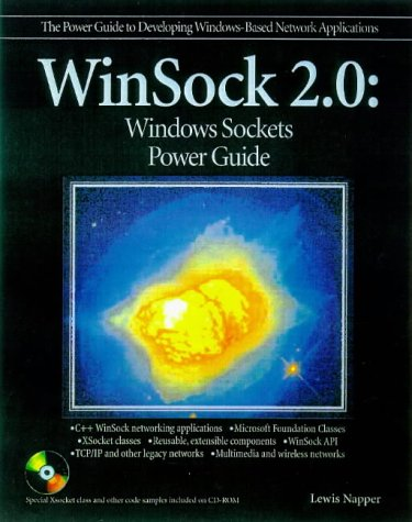 Winsock 2.0: Windows Socket Power Guide