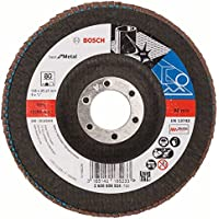 Bosch 2 608 606 924 - Disco de láminas - 125 mm, 22,23 mm, 80 (pack de 1)