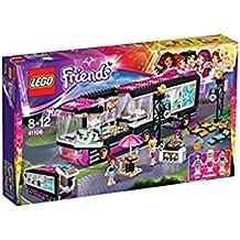 LEGO - Pop Star: autobús, multicolor (41106)