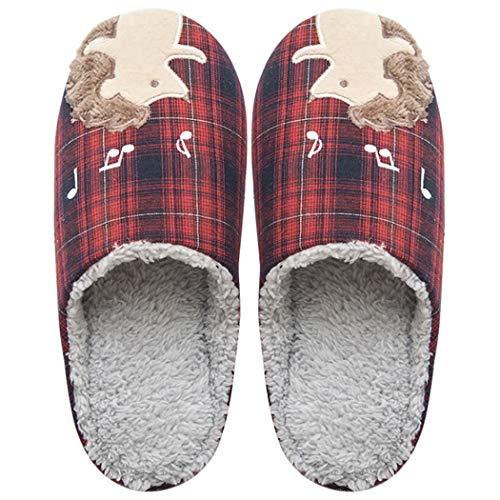 Justdolife Zapatillas para Mujer Zapatillas De Casa Antideslizantes Y Lindas De Erizo Lindas Zapatillas Sin Cordones