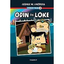 Lydret (trin 3): Odin og Loke (Danish Edition)