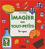 Imagier des tout-petits : les repas