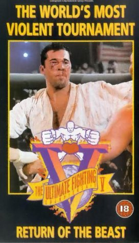 ultimate-fighting-championship-5-return-of-the-beast-vhs