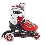 Patines en línea, patines para niños, 2en 1, größenverstellbar Spokey Cortacutículas