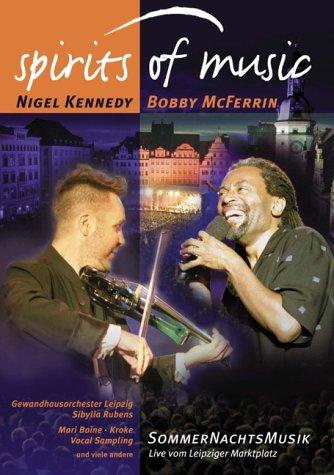 Nigel Kennedy & Bobby McFerrin - Spirits of Music [2 DVDs]