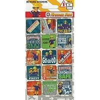 Paper Projects Fireman Sam Foiled Reward Stickers