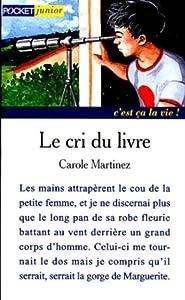 """Afficher """"Cri du livre (Le)"""""""