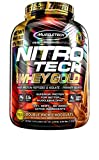 Muscletech Nitro Tech Whey Gold Protein (6lbs, Chocolate)