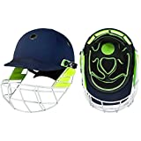 Kookaburra Pro 800 Cricket Helmet (Navy,Junior)