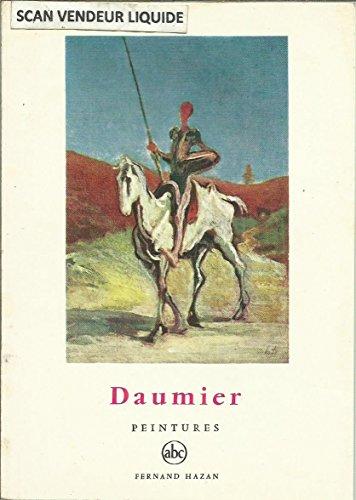 Daumier peintures