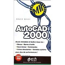 Autocad 2000 - mini référence