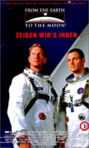 From The Earth To The Moon (Teil 1-6) [VHS]