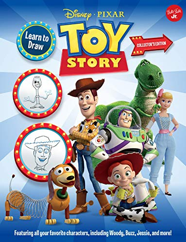 /Pixar Toy Story: Featuring All Your Favorite Characters, Including Woody, Buzz, Jessie, and More! ()